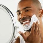 Shaving curve for Black skin