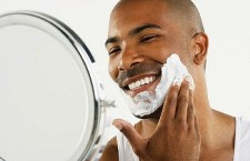 Shaving curve for Black skin