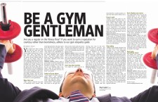 10 Rules of Gym Etiquette for 2014