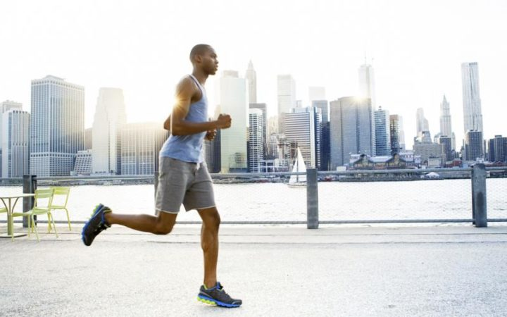 Your Neighborhood can Make your Fitness.
